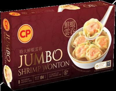 CP Jumbo Wonton - 194G