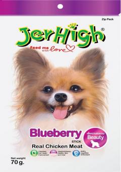 JERHIGH Blueberry Sticks - 70G