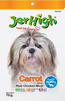 JERHIGH Carrot Sticks - 70G