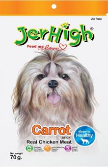 JERHIGH Carrot Sticks - 70G