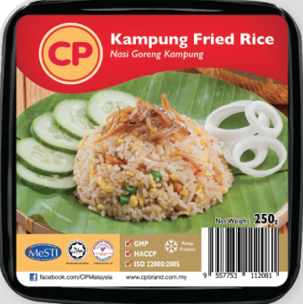 CP Kampung Fried Rice - 250G