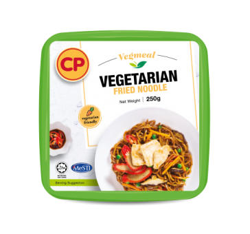 CP Vegetarian Fried Noodle 250G