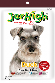 JERHIGH Duck Sticks - 70G