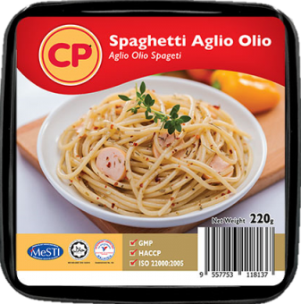 CP Spaghetti Aglio Olio - 220G
