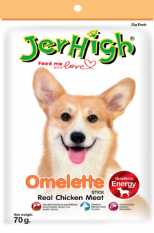 JERHIGH Omelette Sticks - 70G