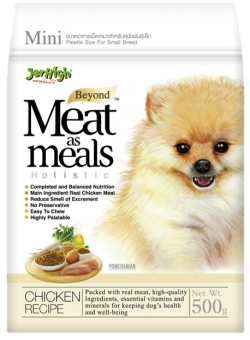 JERHIGH Meat as Meals Holistic Chicken Recipe - 500G