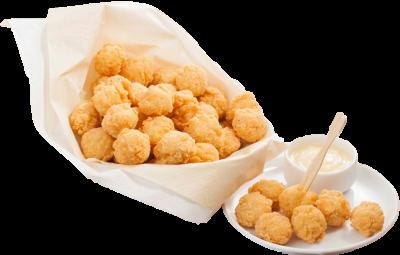 CP Chicken Popcorn Original 1kg