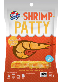 Kitchen Joy Shrimp Patty - 330G
