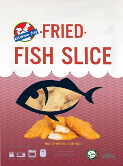 Kitchen Joy Fried Fish Slice 300G