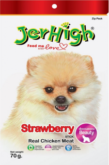 JERHIGH Strawberry Sticks - 70G