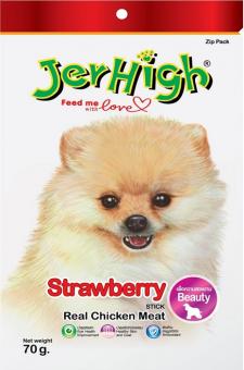JERHIGH Strawberry Sticks - 70G
